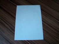 Лист прямоугольной формы